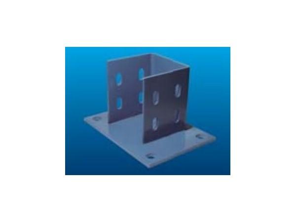 工业铝型材地脚连接件