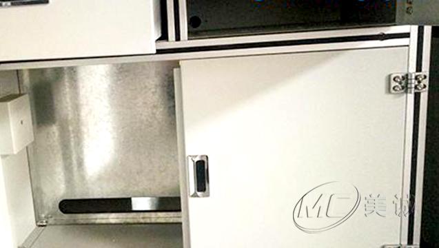 抽屉式铝型材工作台 三