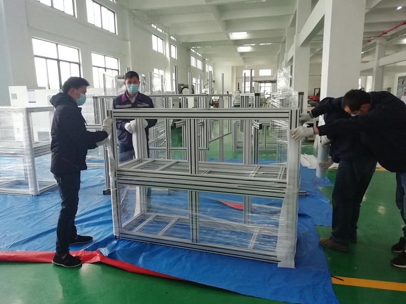 口罩机框架铝型材厂家