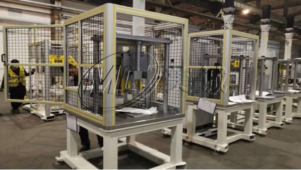 铝型材器械防护罩