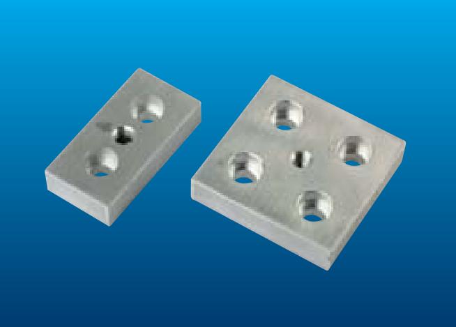 端面连接板铝型材用