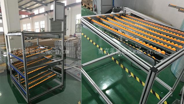 铝型材流利条工作台
