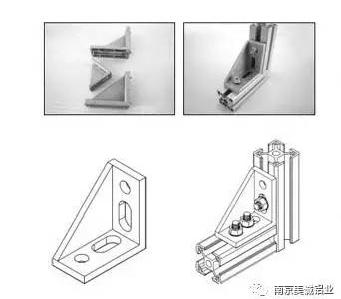 工业铝型材怎么选型,工业铝型材型号规格,工业铝型材怎么安装