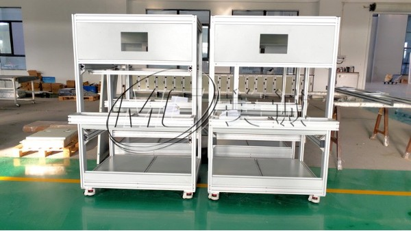 工业铝型材校验台
