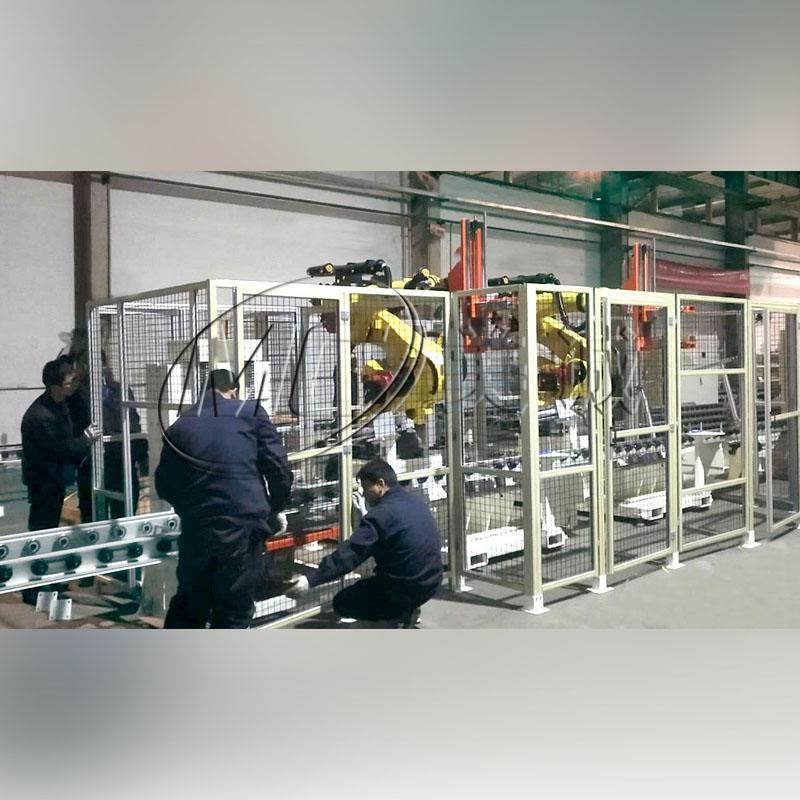 机器人护栏