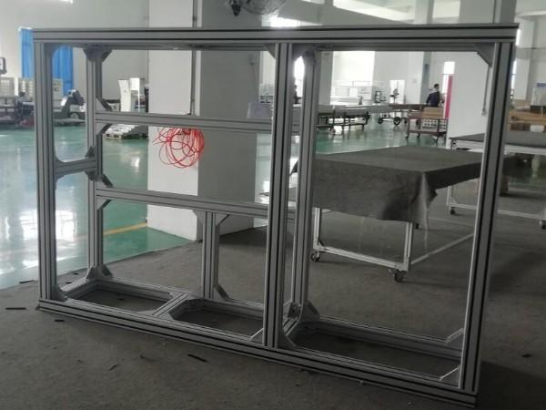 重型铝型材机架