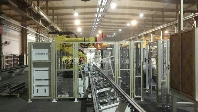 美诚铝业工业铝型材安全围栏