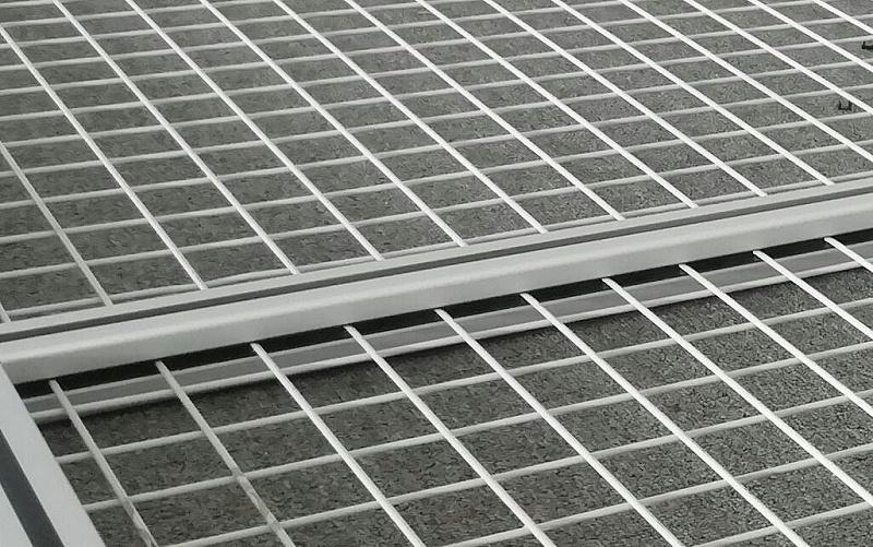 4040铝型材围栏安装