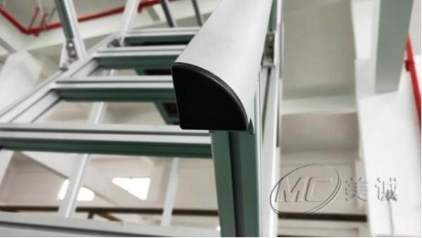 铝型材仓储登高梯