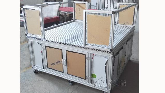 铝型材机柜MC003.