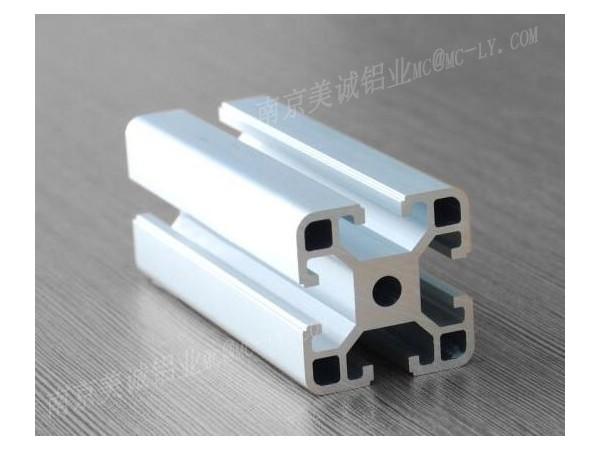南京铝型材截面创新节约成本分析