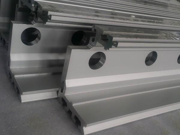 近年来,中国铝挤压型材的发展概况