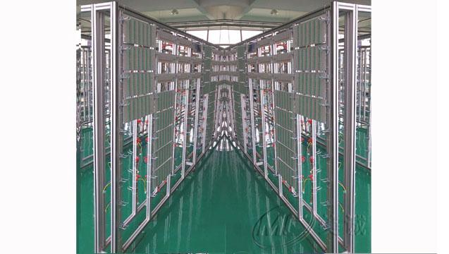 铝型材电路板框架.