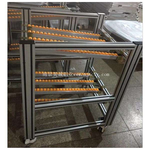 铝型材架子的结构组成