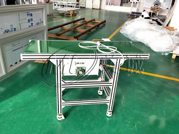 皮带输送线_出口铝型材