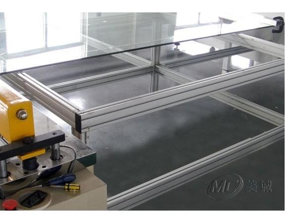 工业铝型材的生产过程大揭秘!
