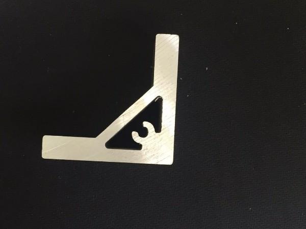 铝型材直角支架