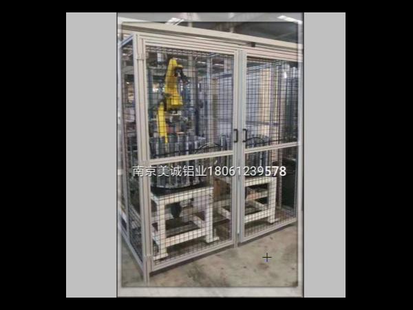 4040、5050工业铝型材在工作台流水线的使用方针