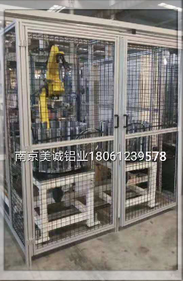 南京美诚铝业设备框架01