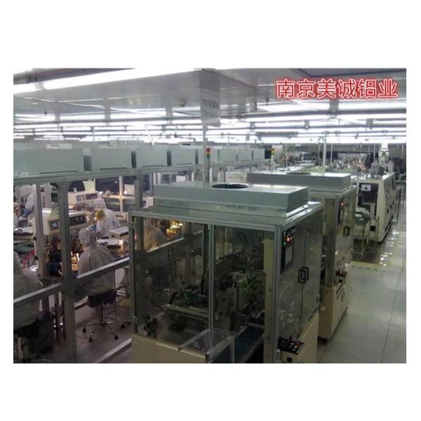4080与4040组合铝型材机械防护罩配件安装你知道吗?