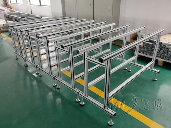 三月美诚铝业热门铝型材框架产品看这里