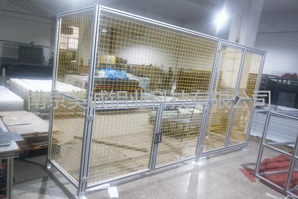 铝型材工业围栏