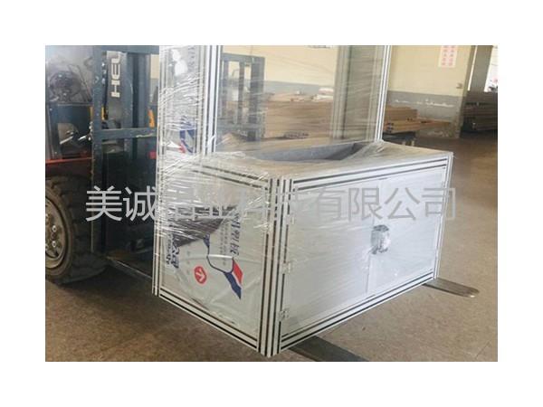 铝型材框架组装操作台工作台