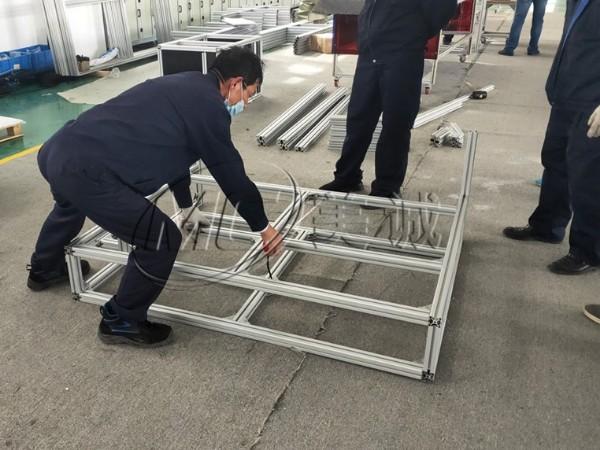 五一假期为什么铝型材厂家还要上班