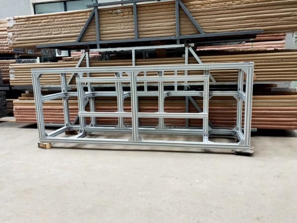 铝型材发货