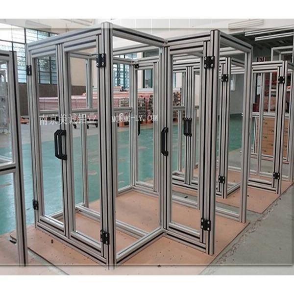 工业铝型材框架应用的优势分解!