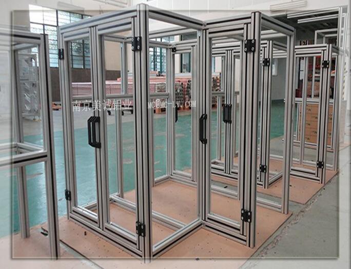 铝型材框架01