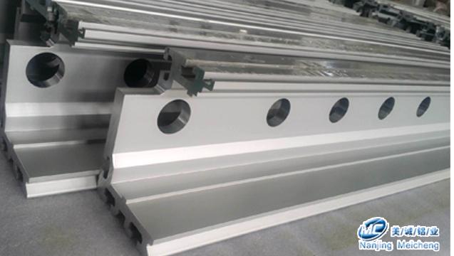 开模型材CNC精加工半成品