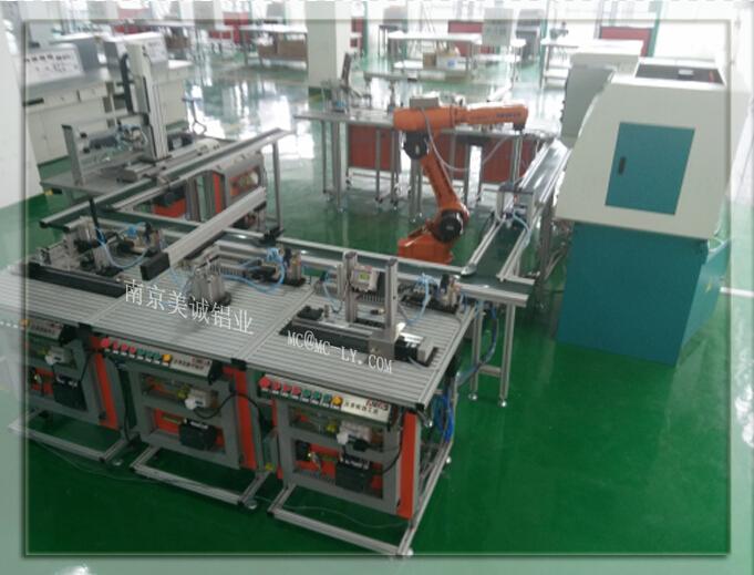 铝型材电器工作台