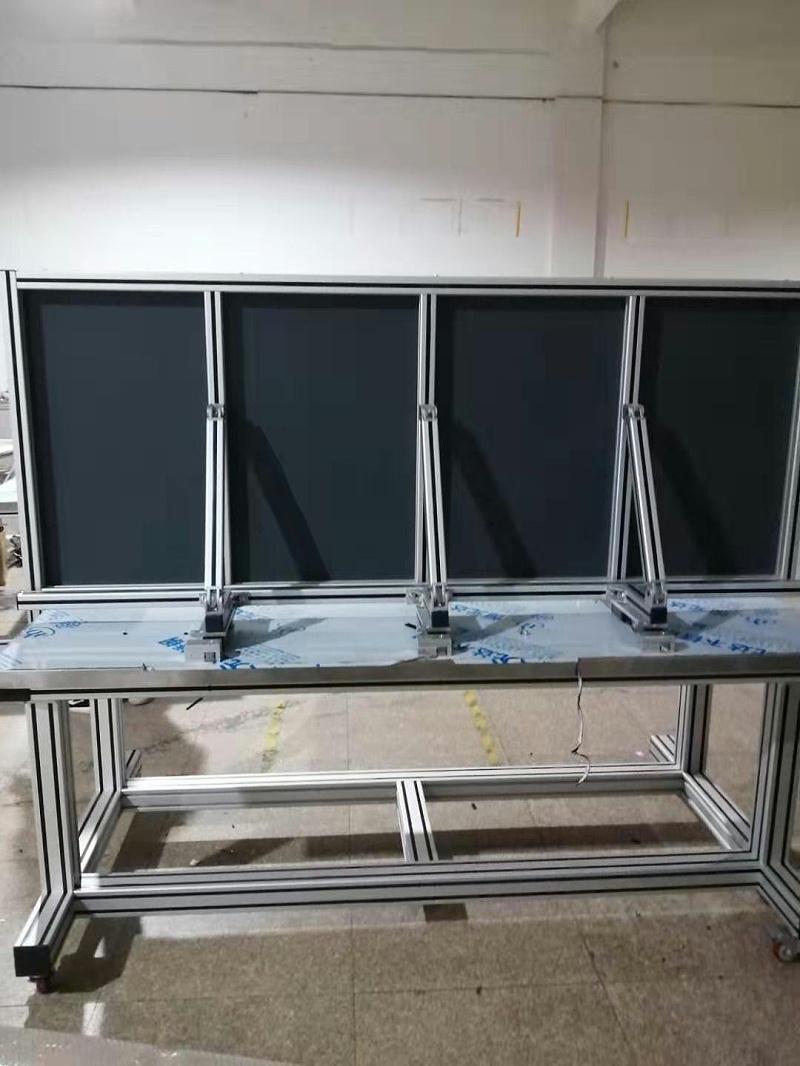 重型铝型材多功能工作台
