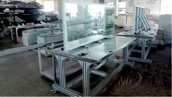 铝板镜面工作台