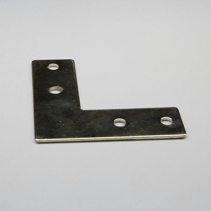 L型连接板
