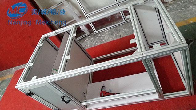 铝型材机柜MC001