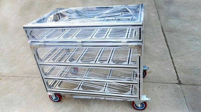 铝型材手推车