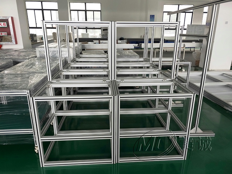 4080铝型材框架