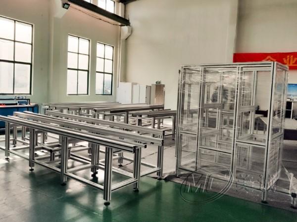 美诚铝业为您推荐环保健康的铝型材框架产品
