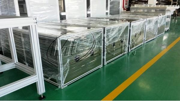 铝型材设备机罩