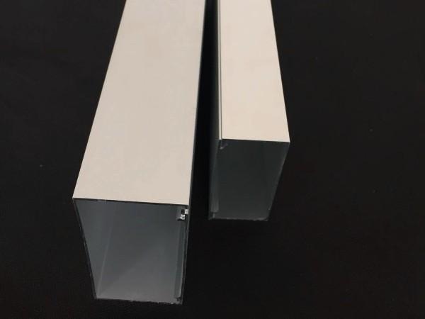 铝合金线槽是如何选择型材的
