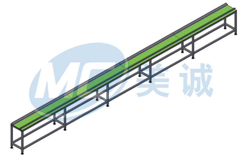 铝型材架子加工图