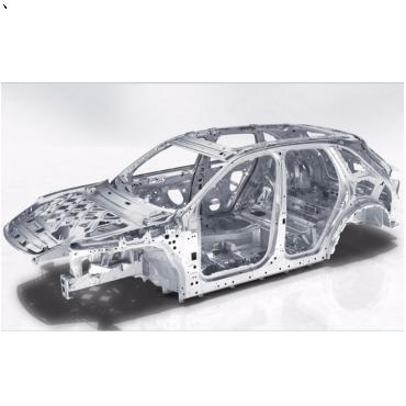 金属铝在汽车行业的广泛应用--南京美诚铝业