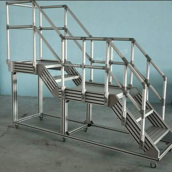 铝型材定制踏台的优点有哪些?