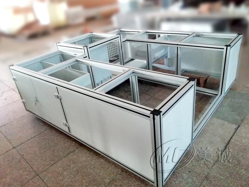 铝型材设备框架..