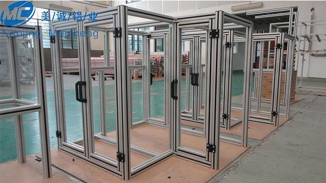 铝型材设备框架MC003