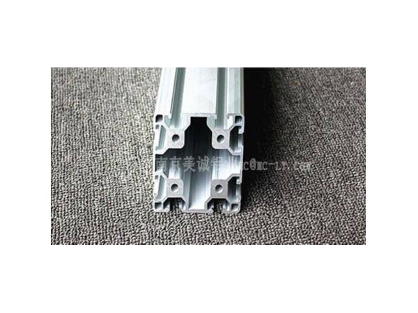 工业铝型材是熔铸、挤压出来的吗?