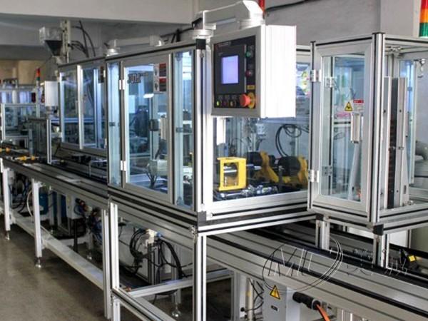 好消息!工业铝型材框架定制口罩机简便快捷