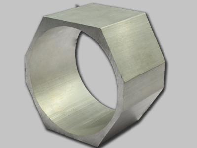 铝型材开模定制-8边型铝型材